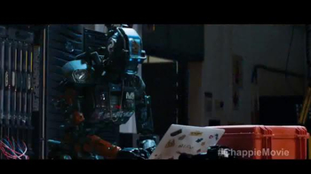 Chappie - Alternate Trailer 12
