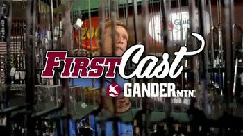 Gander Mountain First Cast Event TV Spot, 'For People Who Love to Fish'