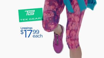 Kohl's Great Big Savings TV Spot, 'Exercise Gear' - Thumbnail 4