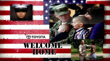 Toyota Military Program TV Spot, 'Welcome Home' - Thumbnail 6