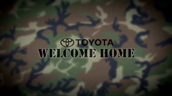 Toyota Military Program TV Spot, 'Welcome Home' - Thumbnail 2