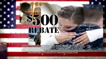 Toyota Military Program TV Spot, 'Welcome Home' - Thumbnail 3