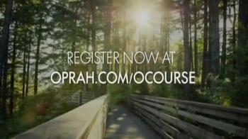 Oprah.com/OCourse TV Spot, 'Go Deeper' - Thumbnail 10