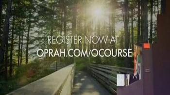 Oprah.com/OCourse TV Spot, 'Go Deeper' - Thumbnail 9