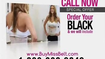 Miss Belt TV Spot, 'Hour Glass Shape' - Thumbnail 9