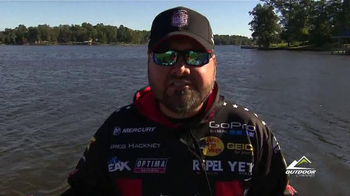 Major League Fishing Score Tracker Live TV Spot, 'Intense' Ft. Greg Hackney