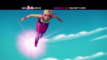 Barbie in Princess Power Blu-ray TV Spot - Thumbnail 1