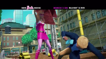 Barbie in Princess Power Blu-ray TV Spot - Thumbnail 2