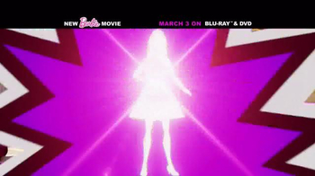Barbie in Princess Power Blu-ray TV Spot - Thumbnail 3
