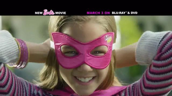 Barbie in Princess Power Blu-ray TV Spot - Thumbnail 5