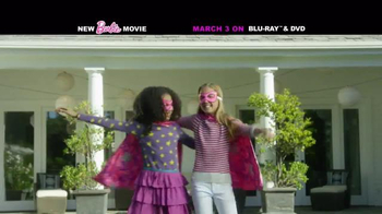 Barbie in Princess Power Blu-ray TV Spot - Thumbnail 6