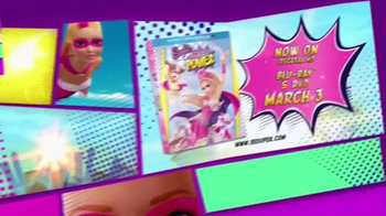 Barbie in Princess Power Blu-ray TV Spot - Thumbnail 9