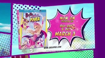 Barbie in Princess Power Blu-ray TV Spot