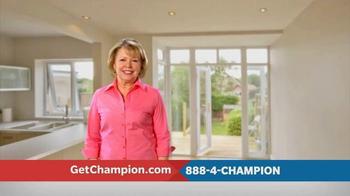 Champion Windows TV Spot, 'Love Where You Live' - Thumbnail 1