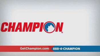 Champion Windows TV Spot, 'Love Where You Live' - Thumbnail 3