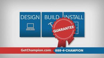 Champion Windows TV Spot, 'Love Where You Live' - Thumbnail 4