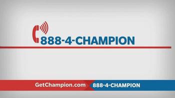 Champion Windows TV Spot, 'Love Where You Live' - Thumbnail 8