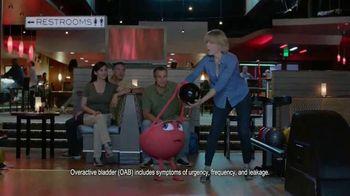 Myrbetriq TV Spot, 'Bowling' - 10629 commercial airings