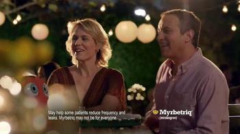 Myrbetriq TV Spot, 'Bowling' - Thumbnail 9