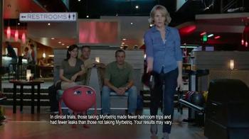 Myrbetriq TV Spot, 'Bowling' - Thumbnail 4
