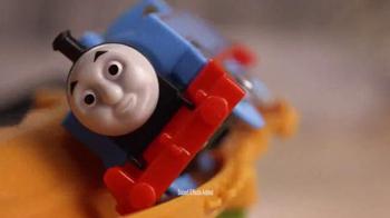Track Master Thomas & Friends Breakaway Bridge TV Spot, 'Collapsed Bridge' - Thumbnail 4