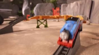 Track Master Thomas & Friends Breakaway Bridge TV Spot, 'Collapsed Bridge' - Thumbnail 6
