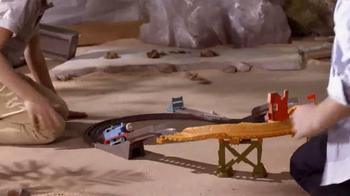Track Master Thomas & Friends Breakaway Bridge TV Spot, 'Collapsed Bridge' - Thumbnail 7