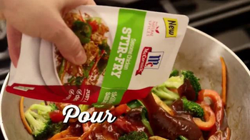 McCormick Skillet Sauces TV Spot, 'Flavorful Twist'