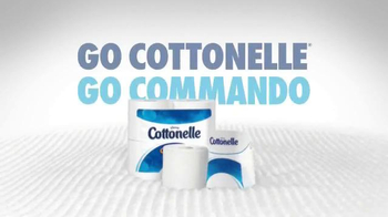 Cottonelle TV Spot, 'Dare to Go Commando' - Thumbnail 7