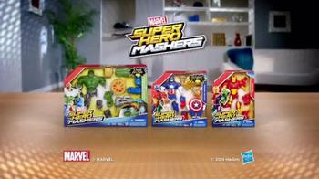 Marvel Super Hero Mashers TV Spot, 'In the Action' - Thumbnail 3