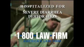 1-800-LAW-FIRM TV Spot, 'Medical Alert: Benicar' - Thumbnail 3