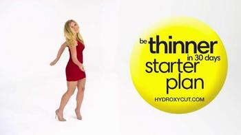 Hydroxy Cut Be Thinner in 30 Days Starter Plan TV Spot, 'Jen, Dan & Brenda' - Thumbnail 8