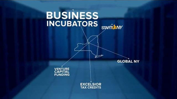 StartUp New York TV Spot, \'Re-invent the World\'