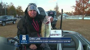 T-H Marine TV Spot, 'More Than a World-Famous Hot Foot' Feat. Kevin VanDam - 44 commercial airings