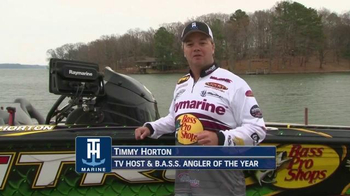 T-H Marine TV Spot, 'More Than a World-Famous Hot Foot' Feat. Kevin VanDam - Thumbnail 1