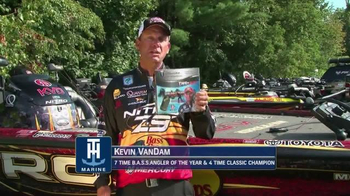 T-H Marine TV Spot, 'More Than a World-Famous Hot Foot' Feat. Kevin VanDam - Thumbnail 4