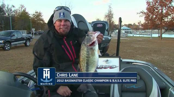 T-H Marine TV Spot, 'More Than a World-Famous Hot Foot' Feat. Kevin VanDam