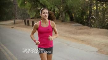 Skechers GoRun 4 TV Spot, 'The Final Push' Featuring Kara Goucher - Thumbnail 1