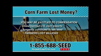 Pulaski & Middleman TV Spot, 'Corn Farm Lost Money?' - Thumbnail 6