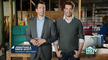 HGTV Magazine TV Spot, 'Got you Covered'