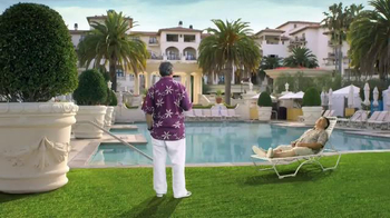 GoDaddy TV Spot, 'The Resort' Featuring Jon Lovitz - Thumbnail 1