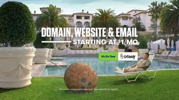 GoDaddy TV Spot, 'The Resort' Featuring Jon Lovitz - Thumbnail 10