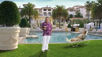 GoDaddy TV Spot, 'The Resort' Featuring Jon Lovitz - 878 commercial airings