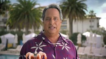 GoDaddy TV Spot, 'The Resort' Featuring Jon Lovitz - Thumbnail 4