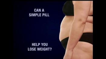 Lipozene TV Spot, 'A Simple Pill' - Thumbnail 1
