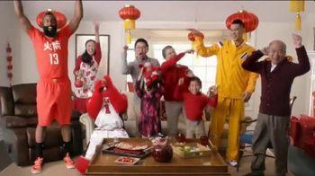 NBA 2015 Chinese New Year TV Spot, 'Surprise Door' Featuring James Harden