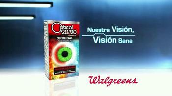 Optical 20/20 Original TV Spot, 'Rápido Alivio del Ojo Rojo' [Spanish] - Thumbnail 7