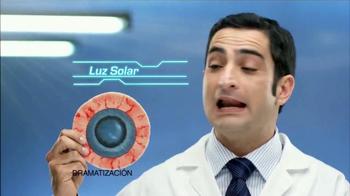 Optical 20/20 Original TV Spot, 'Rápido Alivio del Ojo Rojo' [Spanish] - Thumbnail 2