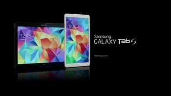Samsung Galaxy Tab S TV Spot, 'You Need to See This' Song by Kyle Andrews - Thumbnail 10