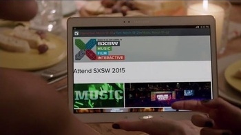 Samsung Galaxy Tab S TV Spot, 'You Need to See This' Song by Kyle Andrews - Thumbnail 3